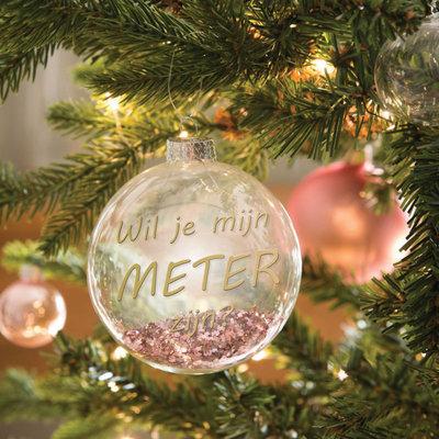 the wedding agency Kerstbal - Meter / Peter