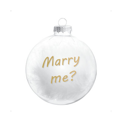 the wedding agency Kerstbal - Marry me?