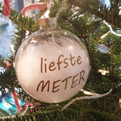 the wedding agency Kerstbal - liefste Meter / liefste Peter