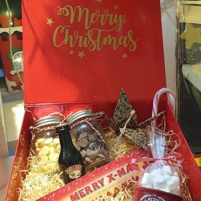 Christmas - Chocolate gift box