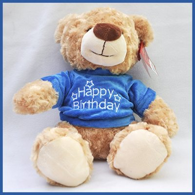 Knuffelbeer - Happy Birthday