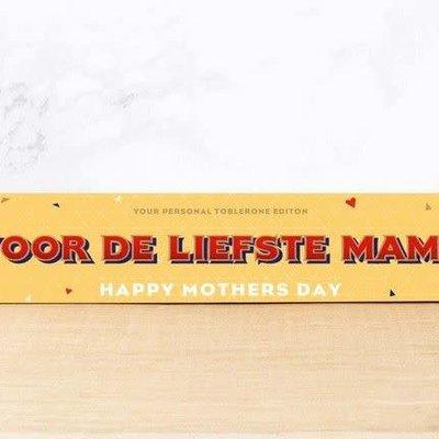 Toblerone Toblerone Chocolade - Voor de liefste Mama