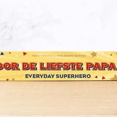 Toblerone Toblerone Chocolade - Voor de liefste Papa