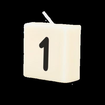 Paper Dreams Scrabble - cijferkaars