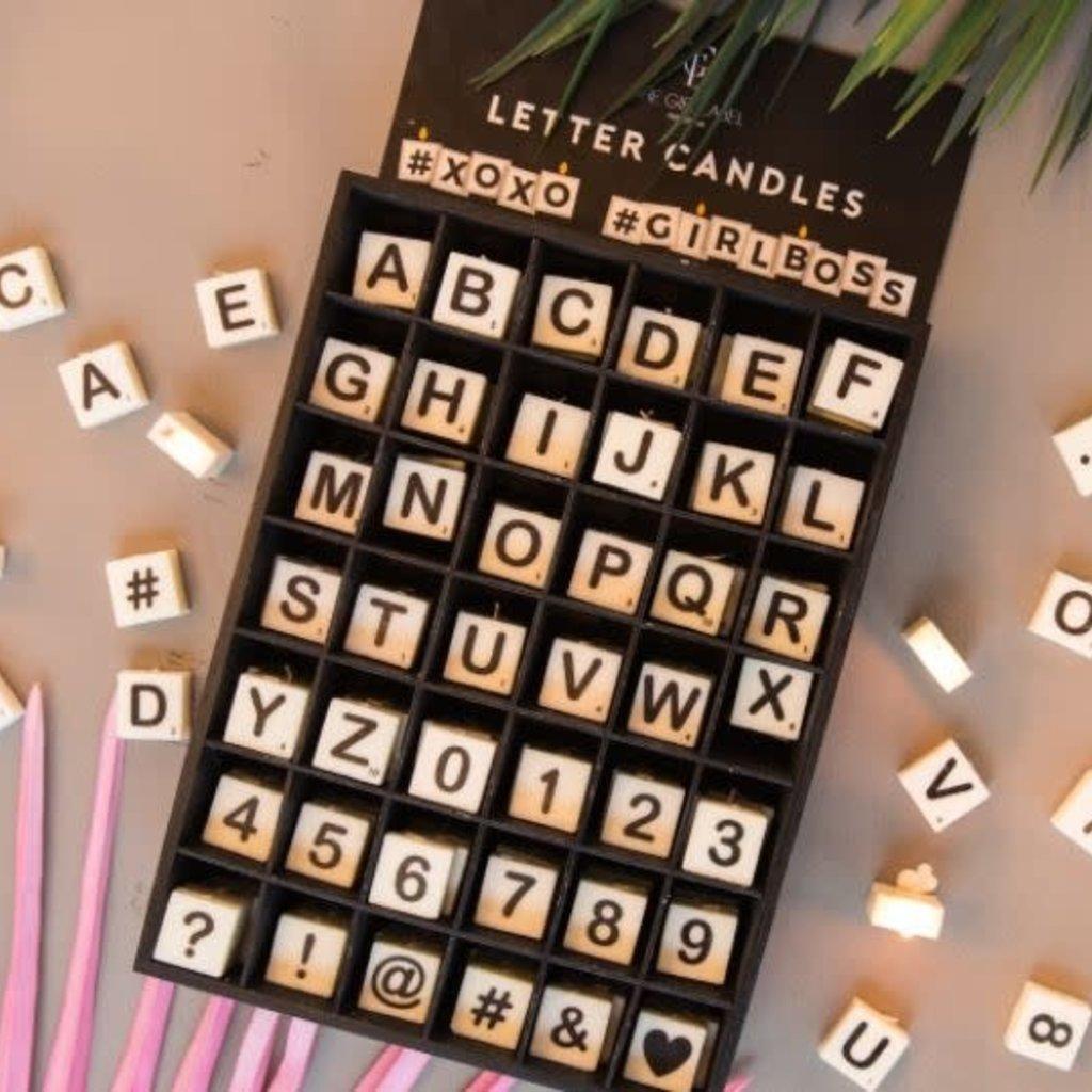 Paper Dreams Scrabble - Kaars !