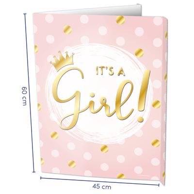 Paper Dreams Raambord - It's a girl