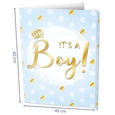 Paper Dreams Raambord - It's a boy
