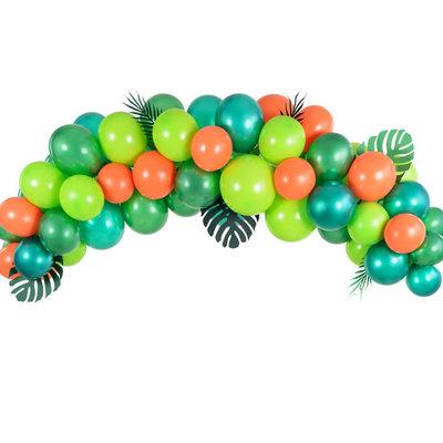 Partydeco Balloon Garland - Dino