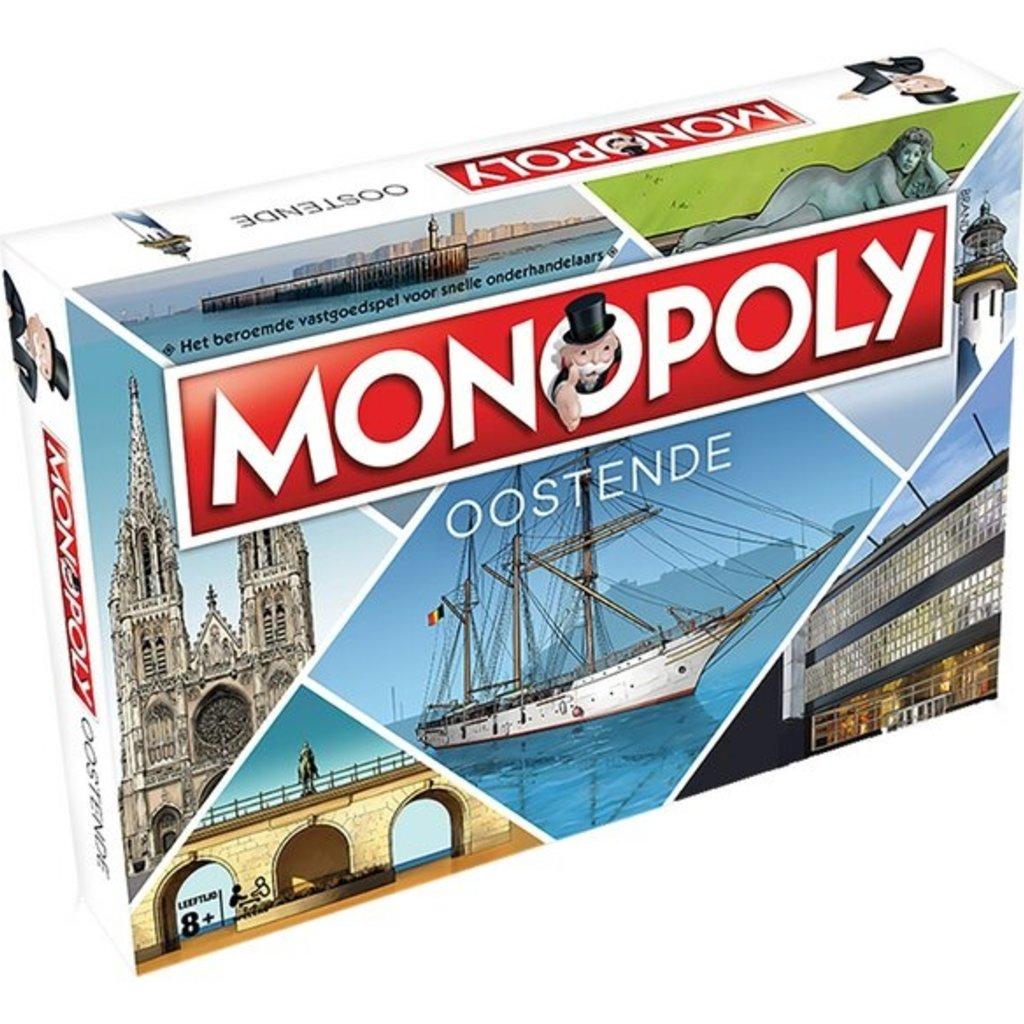 Hasbro Monopoly Oostende