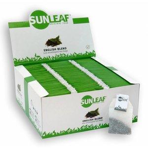 SUNLEAF Original Tea English Blend 100x2gr met envelop