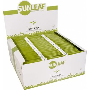 SUNLEAF Original Green Tea 100x2gr met envelop