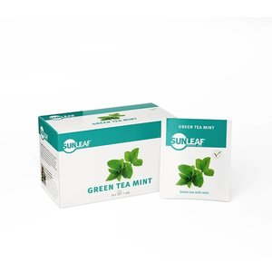 SUNLEAF Original Green Tea Mint