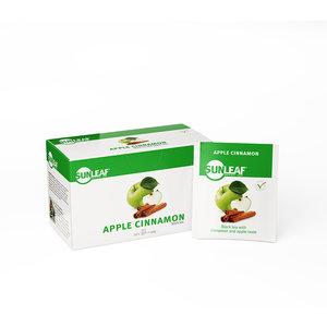 SUNLEAF Original Tea Apple Cinnamon