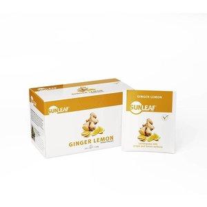 SUNLEAF Original Tea Ginger Lemon