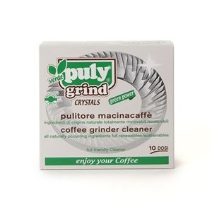 Puly Caff Grind crystals - Green
