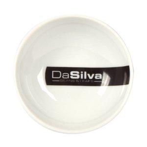Da Silva theetip porselein wit 8cm