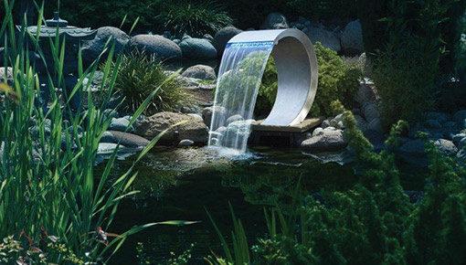 RVS Watervallen