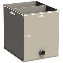 Aquaforte Bio Kamer Exclusief Filtermateriaal