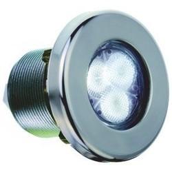 """Astralpool Lumiplus Mini Wit Licht (315 Lm) Met 2"""" Buitendraad, Rvs Front"""