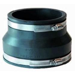 Fernco Flexibele Verloopkoppeling 120/133-98/115 Mm