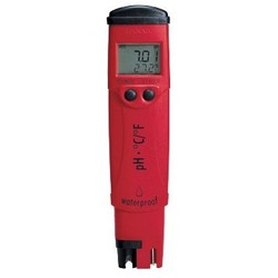 Pocket Tester Met Vervangbare Electrode Type 98127 Ph (Phep 4)