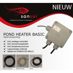 Sansai Pond Heater Basic 1200w, 31m³-40m³