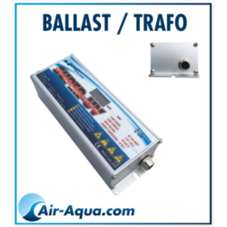 Super Uv Ballast/Trafo Uv 40 -105w