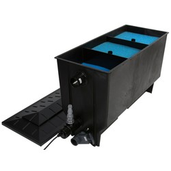 Xclear 3 Kamerfilter 220 Liter Met 40watt Uv-C