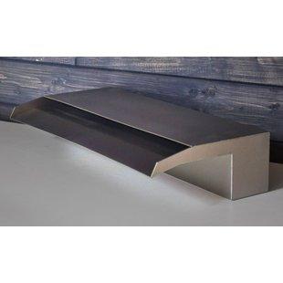 RVS Waterval Victoria LongLip 30 cm