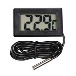 Digitale Vijverthermometer / Zwembadthermometer + meetsonde -5ºC - +70ºC