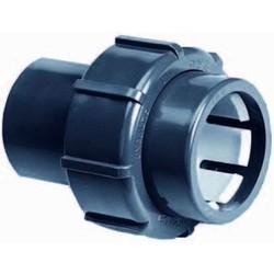 Flexfit koppeling 63mm klem x PVC 63mm spie