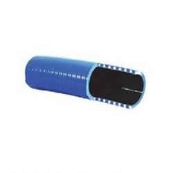 Extra chloorbestendige Poolflex blauw/zwart 63 x 55 mm per 5 meter