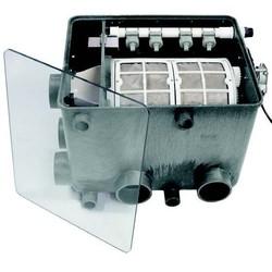 Transparante deksel trommelfilter AFT-1
