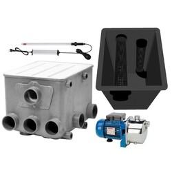 AquaForte Trommelf.Jetpomp+biokamer SG568