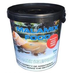 Malamix food 7kg, testlab, 2,5 liter Malamix 17