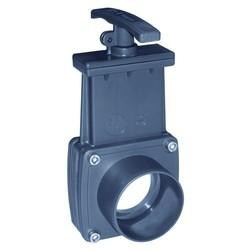 Cepex schuifafsluiter 110mm