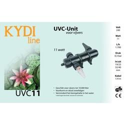Kydi 11 Watt Uvc Unit