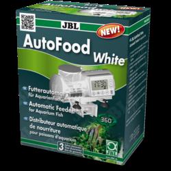 JBL AutoFood White Aquarium