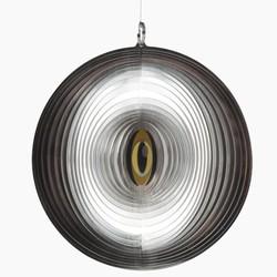 Velda Hanger Heron Stop Spinner 19 Cm Rvs Zilver