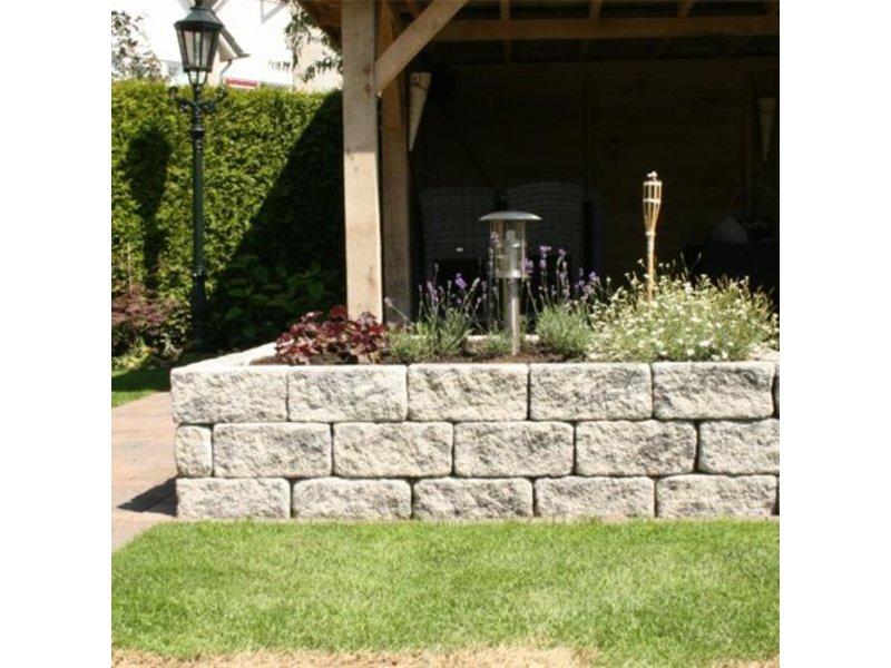 TuinVisie Blackburn Walling Abbey Grey 30x10x6,5 cm
