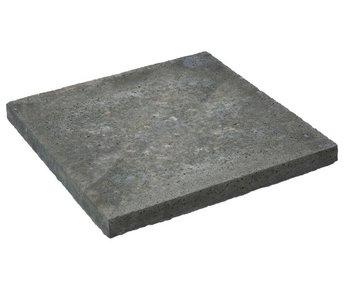 Schellevis Oud Hollandse tegel antraciet 100x100x8 cm
