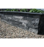 TuinVisie Wallblock split Smook 15x6x40 cm