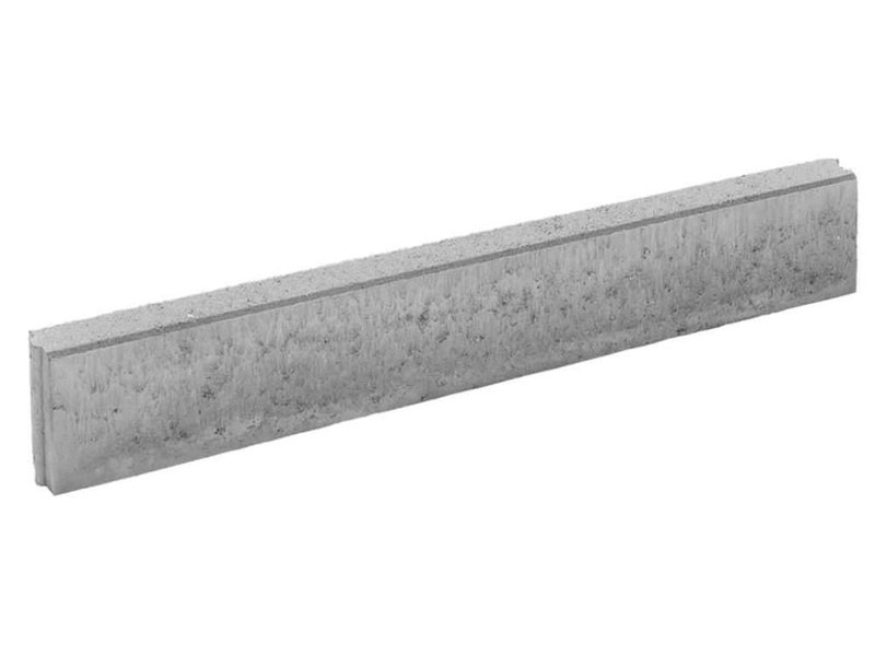 TuinVisie Opsluitband Grijs 10x20x100 cm