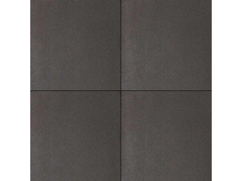 TuinVisie  Intensa vlak Haze Black 60x60x4 cm