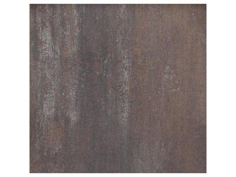 TuinVisie Estetico vlak Chocolate 60x60x4 cm