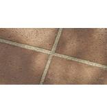 Schellevis Oud Hollandse tegel Roodbruin 100x100x5 cm