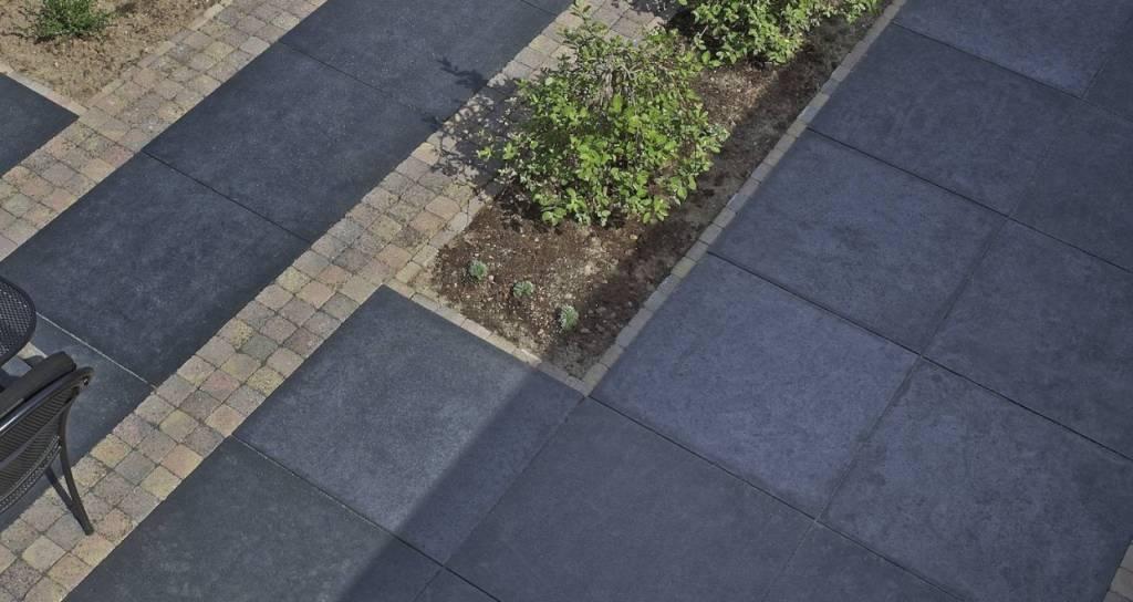 Tegels 100x100 Prijs : Oud hollands tegel carbon cm top tuinmaterialen