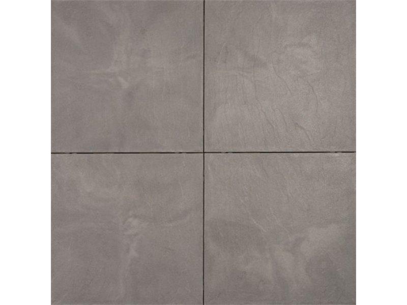 TuinVisie Axenta Slate Gris 60x60x4 cm