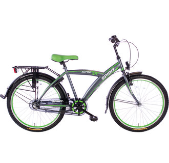 Spirit Alpha N3 Groen 24 inch