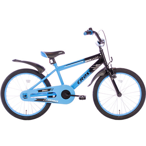 Spirit Spirit Cross Blauw 20 Inch